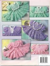 All Frills, No Spills~Baby Dresses & Bibs Crochet Patterns~Annie's Attic - $39.99