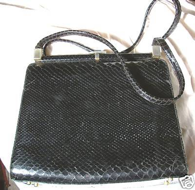 Purse_black_snakeskin