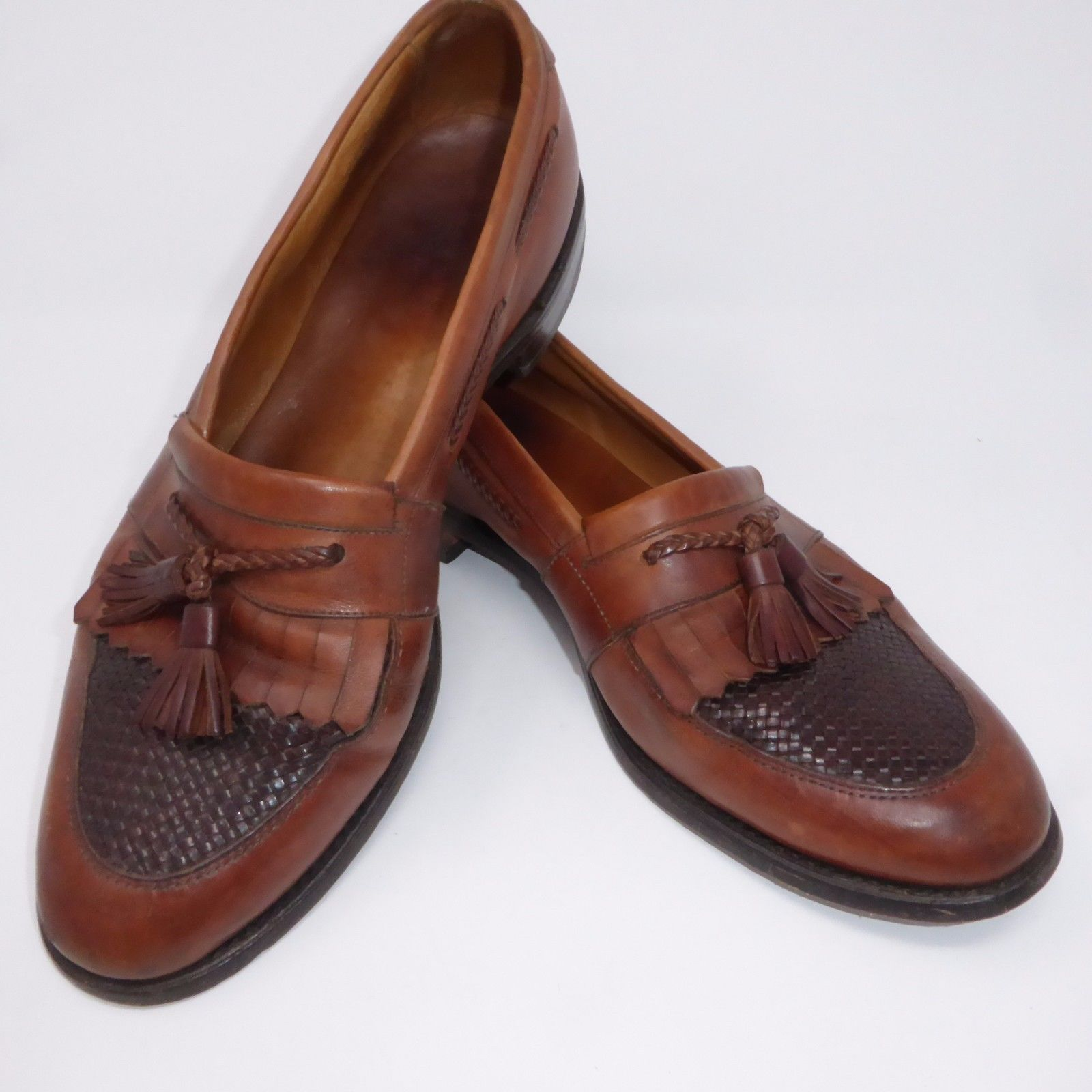 1888596e2cd Vintage Allen Edmonds Cody Brown Leather and 50 similar items. 57