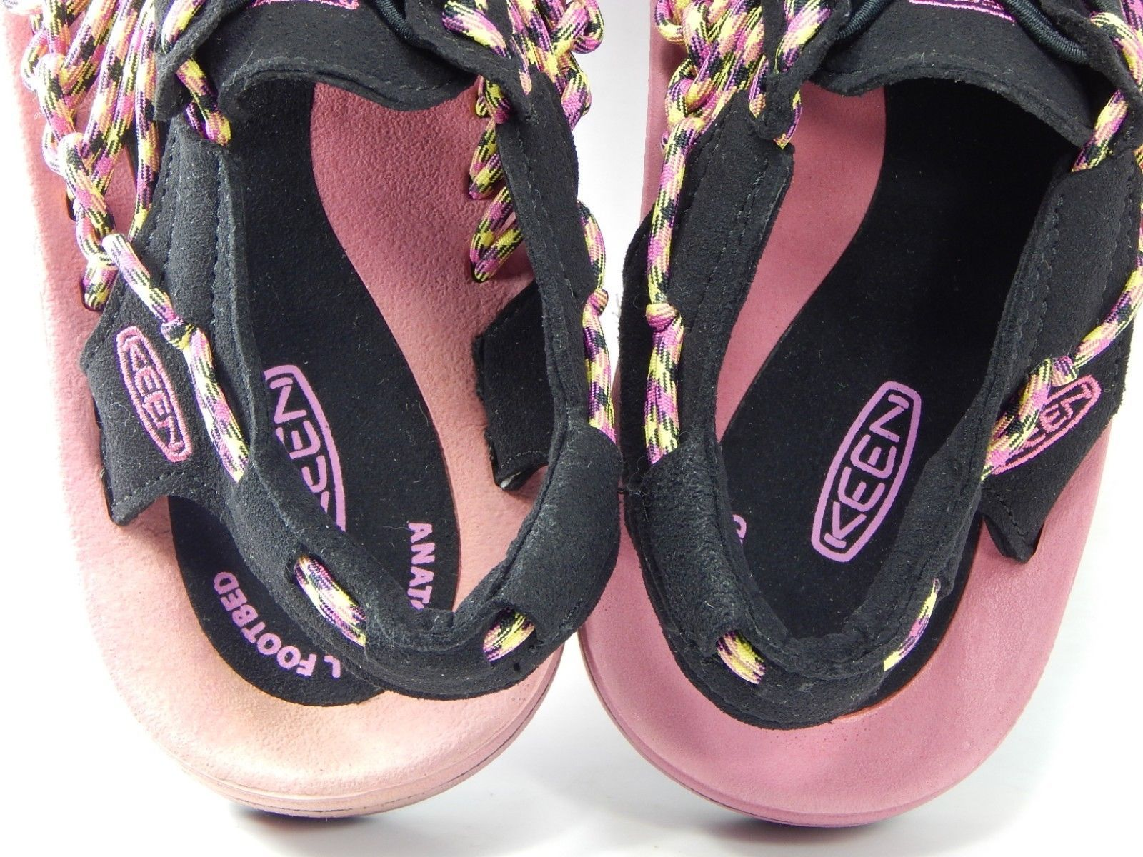 Keen Uneek Sz US 7.5 M (B) EU 38 Women's Sport Sandals Shoes Pink Dhalia 1013886