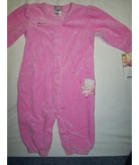 Pink Carter's Sleep and Play Sleeper  9 months - $4.99