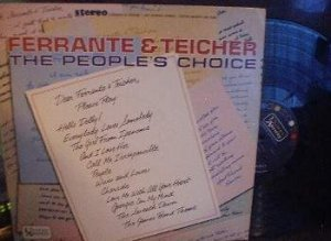 Ferrante & Teicher - The People's Choice - United Artists UAS 6385