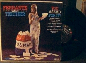 Ferrante and Teicher - You Asked For It! - United Artists T 90931