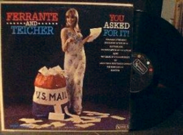 Ferrante and Teicher - You Asked For It! - United Artists T 90931 - $3.00