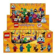 LEGO® Minifigures Series 18 - Factory Sealed Case in Brown Box - 60 - $217.79