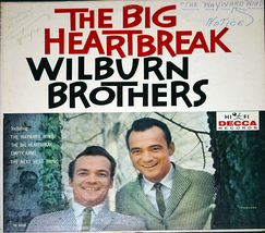 Wilburn brothers the big heartbreak cover thumb200