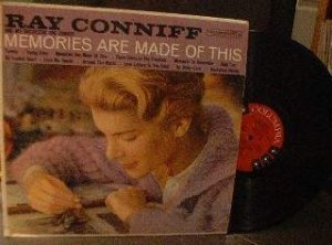 Ray Conniff - Memories Are Made of This - Columbia CL 1574