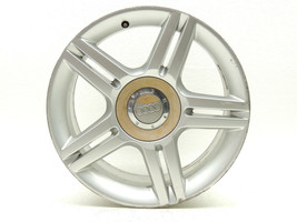 "2006 B7 Audi A4 17"" 5x112 Rim Alloy Double Spoke Wheel Factory Oem -805B - $94.05"