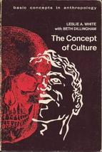 The Concept of Culture (Basic Concepts in Anthropology) [Jan 01, 1973] Leslie A