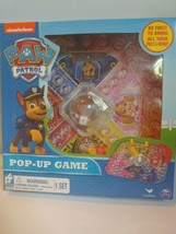 Nickelodeon Paw Patrol Pop Up Game D5 - $10.59