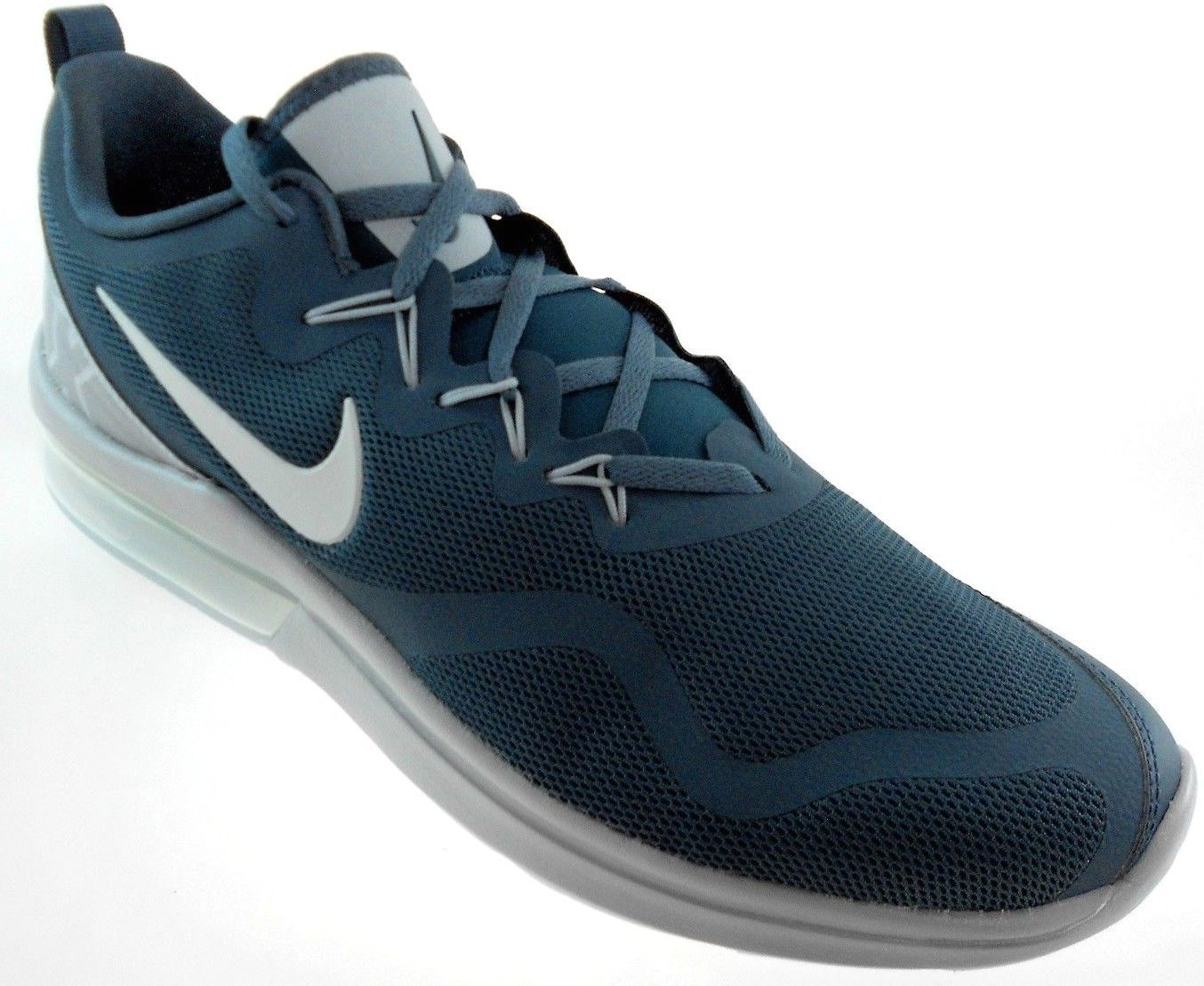 90ce22f4499e91 ... Watch Nike Air Max Fury Mens Blue Fox Platinum and 50 similar items.