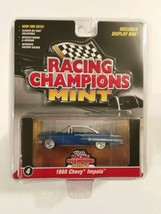1960 Chevy Impala Racing Champions Mint Series with Case (Blue) SAME-DAY... - $11.66