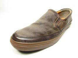Cole Haan Men's Ricta Slip On Shoes Color Dark Roast Size 13M - $24.01
