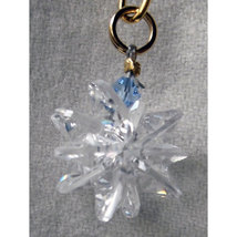 Miniature Clear Crystal Suncluster Charm image 3