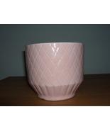 Shawnee Pink Flower Pot - $17.00