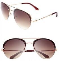 PRIVÉ REVAUX ?The Warrior? Handcrafted Designer Aviator Sunglasses For Men - $75.42