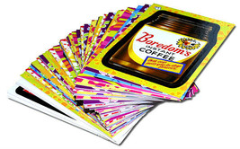 2008 Wacky Packages Flashback1 {FB1} Complete 72 Sticker Card SET. COOL - $11.29