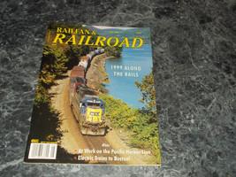 Railfan & Railroad Magazine May 2000 - $3.95
