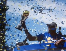 KEVIN DURANT HAND SIGNED AUTOGRAPHED 11x14 GOLDEN STATE WARRIORS PHOTO w... - £130.78 GBP