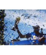 KEVIN DURANT HAND SIGNED AUTOGRAPHED 11x14 GOLDEN STATE WARRIORS PHOTO w... - $159.99