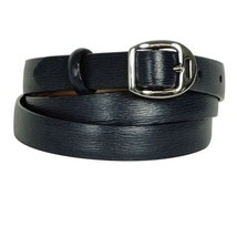 Ralph Lauren Womens Genuine Leather Skinny Belt - $26.53