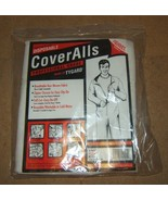 Reaves Disposable Coveralls XXLarge Reusable Washable 54004 RC-XX4 Ty-Gard - $7.41