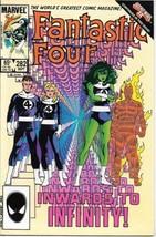 Fantastic Four Comic Book #282 Marvel Comics 1985 NEAR MINT NEW UNREAD - $3.99