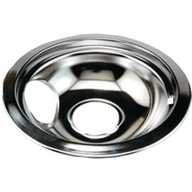 """Stanco Metal Products 750-8 Chrome Replacement Drip Pan for Whirlpool (8"""") - $23.91"""