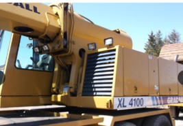 1999 GRADALL XL4100 For Sale In Uxbridge, Ontario Canada image 4