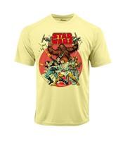 Star Wars Dri Fit Comic Book T-shirt moisture wick retro SPFgraphic retro tee image 2