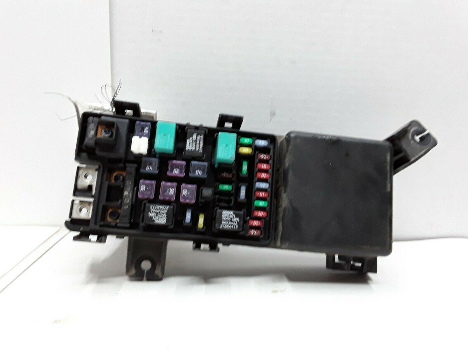 05 06 07 08 09 10 Honda Odyssey Touring Fuse Box Engine