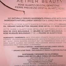 Sealed New Aether Beauty Single Rose Quartz Crystal Gemstone Multi Use Highlight image 2