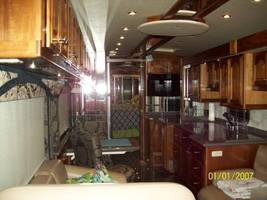 2003 American Eagle Custom Motor Home For Sale in Mooresville, NC image 2