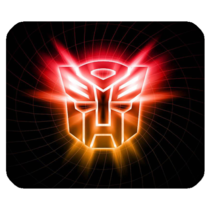 Mouse Pad Transformers Logo Autobot Robbot Machine Movie Video Game Anime - €5,33 EUR