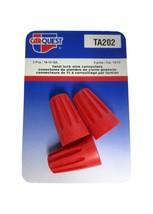 Carquest TA202 TA 202 18-10 Gauge Twist Wire Connectors Brand New - $16.07