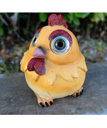 Solar Powered Chicken Garden Decor Light with 2 LED Eyes  - $28.96