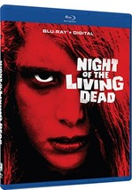 Night of the Living Dead - 50th Anniversary [Blu-ray]