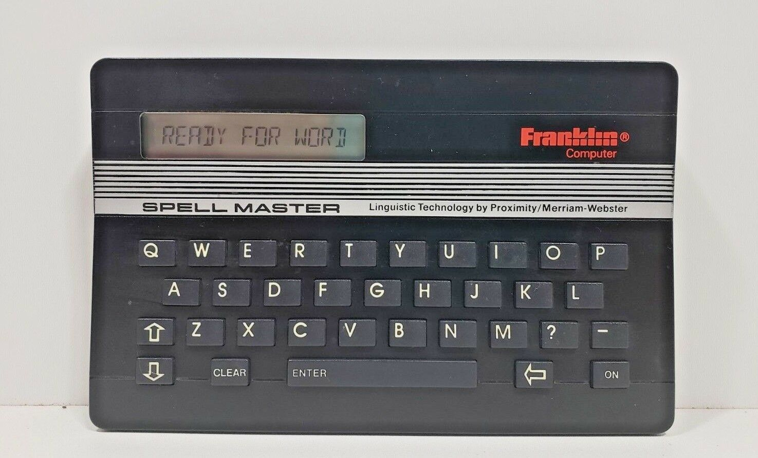 Franklin Spellmaster Model SA-103 Handheld Spelling Pocket Size