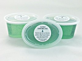 Christmas Tree scented Gel Melts for tart/oil warmers - 3 pack - $5.95