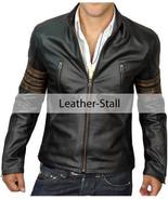 X Men Wolverine Origins XO Logans XMen Leather Biker Style Jacket -S M ... - $179.99