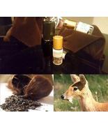 Authentic (Wild Indian Kasturi) Real Black Deer Musk Pheromones Attar Oi... - $22.11+