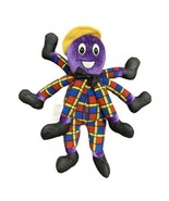 "The Wiggles Henry The Octopus Plush 8"" Bean Bag Body Nostalgic  - $9.89"