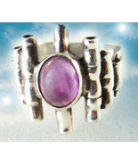 HAUNTED RING EXQUISITE PERFECT WORLD ALEXANDRIAS TREASURES COLLECTION MA... - $433.77