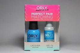 Orly Perfect Pair Matching Nail Polish + Gel FX Combo 2ct/pk (30930 - Se... - $14.75