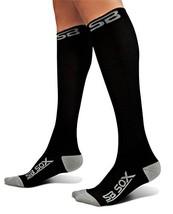 SB SOX Compression Socks 20-30mmHg for Men & Women - Best Stockings for ... - $15.67
