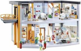 Playmobil- City Life: Great Hospital Set Toys Construction 512 Pieces (7... - $476.39