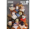 Country cross stitch mug mats thumb155 crop
