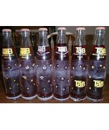 Tab Soda Full 10z Bottle Random Style Coca Cola - $13.79