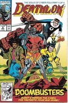 Deathlok Comic Book #5 Marvel Comics 1991 NEW UNREAD NEAR MINT - $2.99