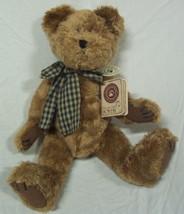 "Boyds J.B. Bean & Associates MUMBLEY BEAN BEAR 12"" Plush STUFFED ANIMAL ... - $19.80"